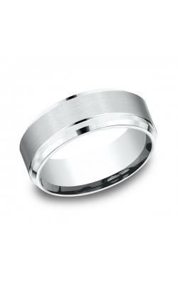 Benchmark Comfort-Fit Design Wedding Band CF6848614KW04 product image