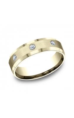 Benchmark Diamonds Comfort-Fit Diamond Wedding Ring CF526132HF14KY04 product image