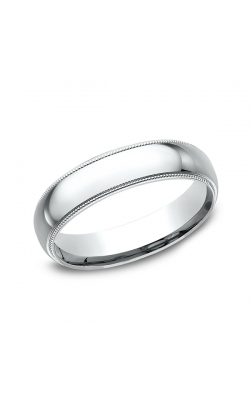 Benchmark Milgrain Standard Comfort Fit Ring LCF350PT08.5 product image
