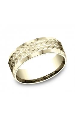 Benchmark Designs wedding band CF6833918KY04.5 product image