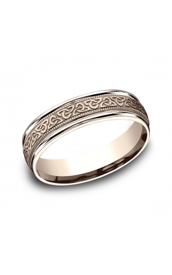 Benchmark Comfort-Fit Design Wedding Band RECF84635814KR13.5 product image
