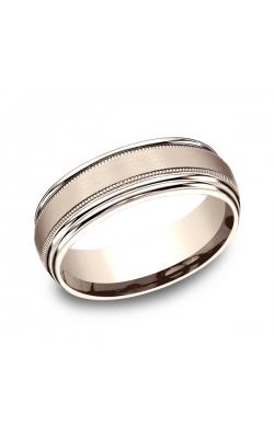 Benchmark Designs Comfort-Fit Design Wedding Ring RECF8750414KR04 product image