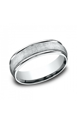 Benchmark Comfort-Fit Design Wedding Ring RECF8658514KW10.5 product image