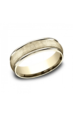Benchmark Comfort-Fit Design Wedding Ring RECF8658514KY08.5 product image