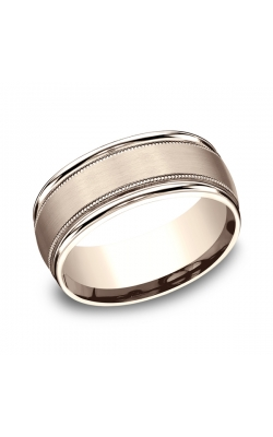 Benchmark Designs wedding band RECF7801S14KR14 product image