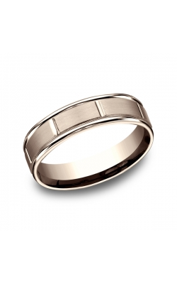 Benchmark Designs Comfort-Fit Design Wedding Ring RECF7645214KR04 product image