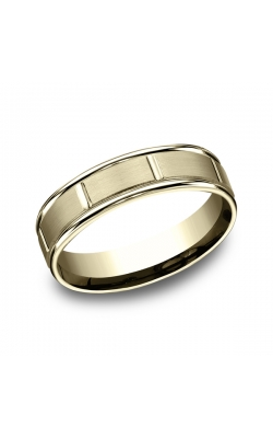 Benchmark Designs Comfort-Fit Design Wedding Ring RECF7645218KY14.5 product image