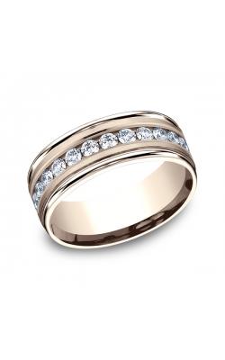 Benchmark Diamonds Comfort-Fit Diamond Wedding Band RECF51851614KR10.5 product image