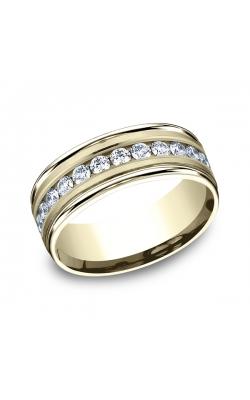 Benchmark Diamonds Comfort-Fit Diamond Wedding Band RECF51851618KY14 product image