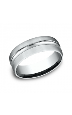 Benchmark Designs Comfort-Fit Design Wedding Ring CF71750518KW13.5 product image