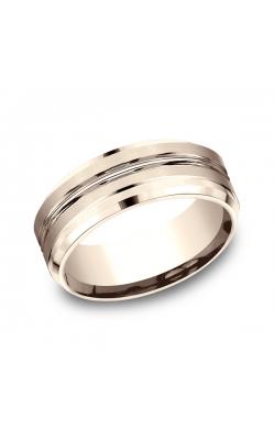 Benchmark Designs Comfort-Fit Design Wedding Ring CF6848414KR11 product image
