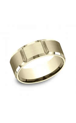 Benchmark Designs Comfort-Fit Design Wedding Ring CF6844914KY08.5 product image