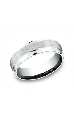 Benchmark Comfort-Fit Design Wedding Ring CF6793114KW07.5 product image