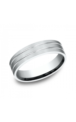 Benchmark Comfort-Fit Design Wedding Ring CF6633414KW13.5 product image