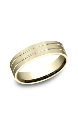 Benchmark Designs Comfort-Fit Design Wedding Ring CF6633418KY13.5 product image