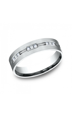 Benchmark Diamonds Comfort-Fit Diamond Wedding Band CF526533PT04.5 product image