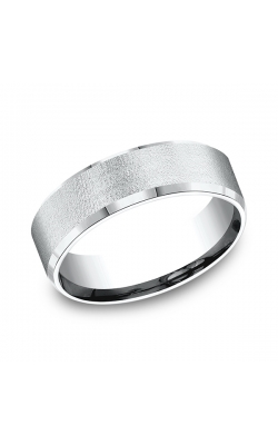 Benchmark Comfort-Fit Design Wedding Band CF6733314KW11.5 product image