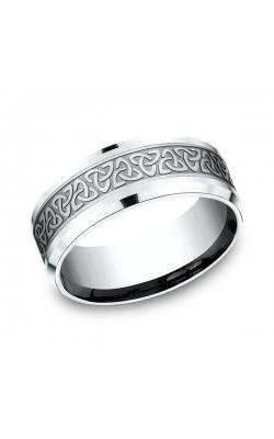 Benchmark Comfort-Fit Design Wedding Band CF80835714KW11.5 product image