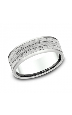 Benchmark Comfort-Fit Design Wedding Band CF84763614KW08.5 product image