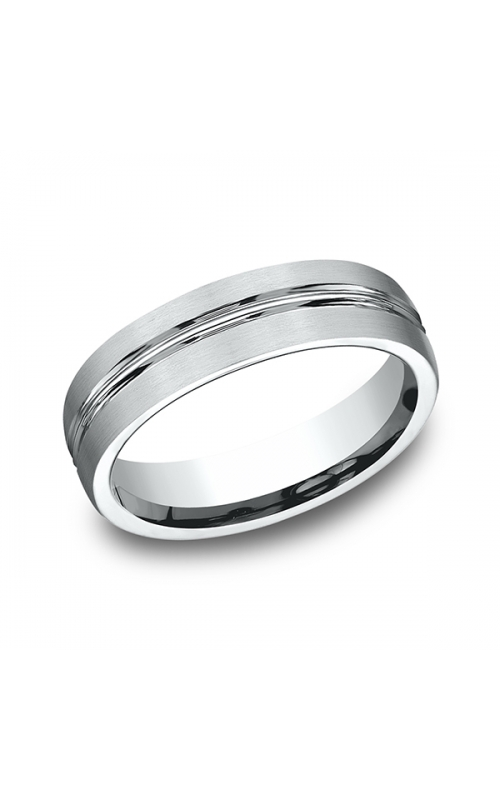 Benchmark Comfort-Fit Design Wedding Band CF5641114KW04 product image