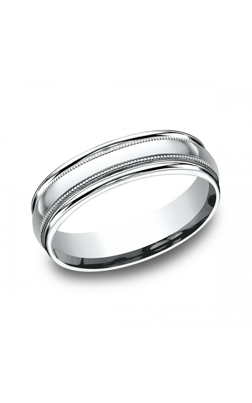 Benchmark Comfort-Fit Design Wedding Band RECF760114KW04 product image