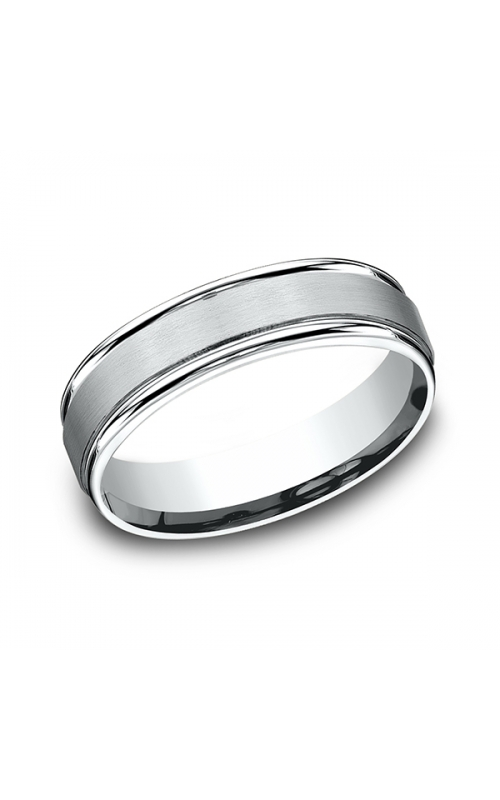 Benchmark Comfort-Fit Design Wedding Band RECF7602S14KW04 product image