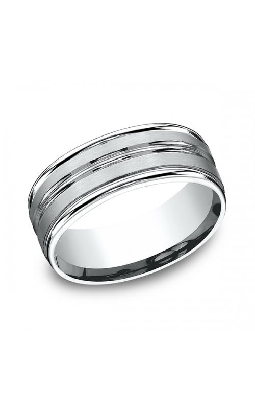 Benchmark Designs Comfort-Fit Design Wedding Band RECF5818010KW04 product image