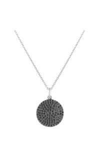 Beny Sofer Necklaces SP11-203-1B-BLK