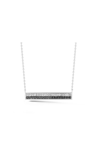 Beny Sofer Necklaces SP15-151B-BW