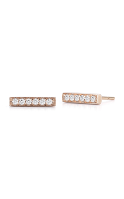 Beny Sofer Earrings Earring ED16-31AB-RG product image