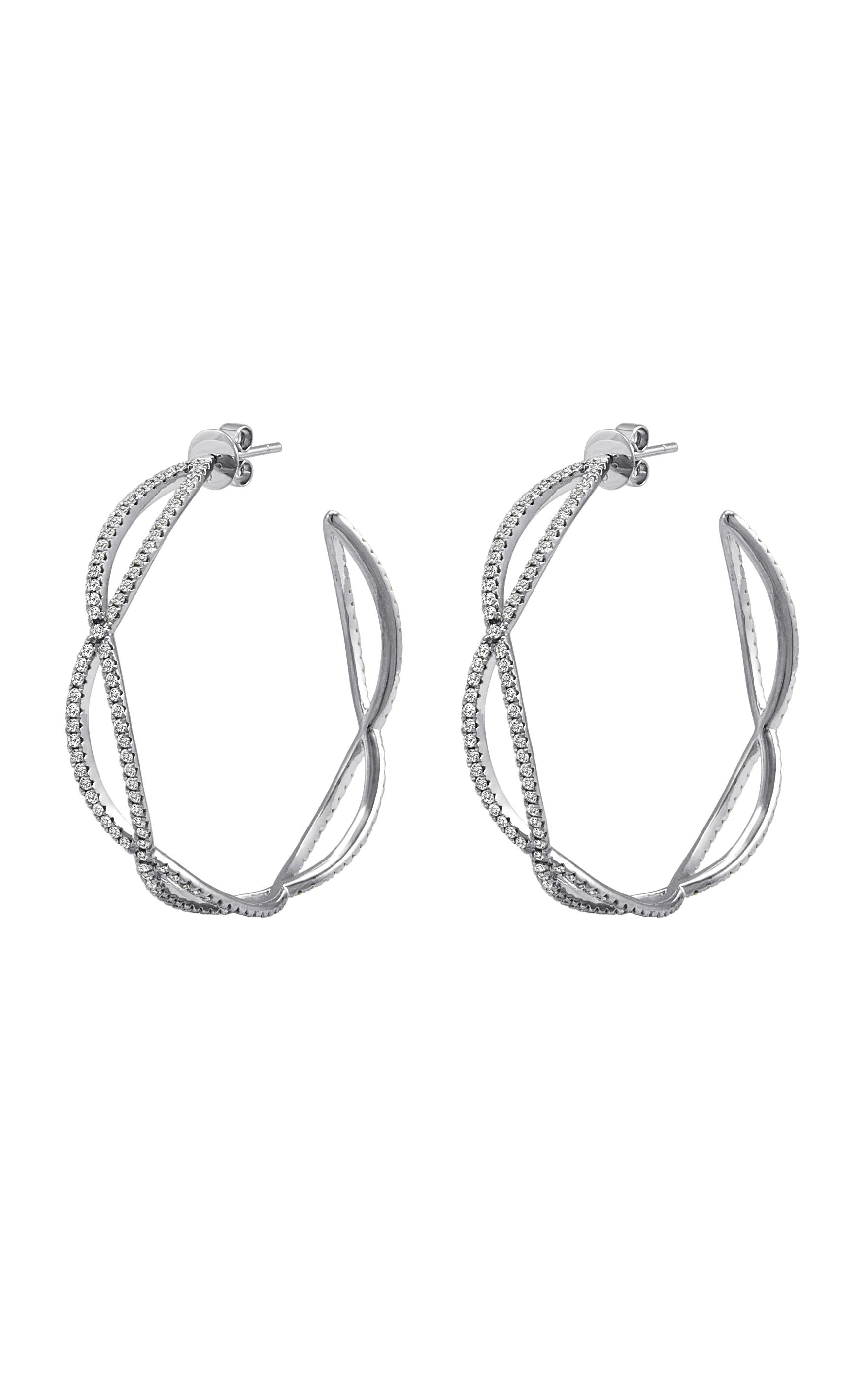 Beny Sofer Earrings Earring SE11-05-1B product image
