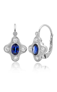 Beverley K Earrings E9927B-DS