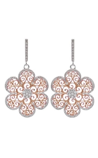 Beverley K Earrings E9865A-DDD