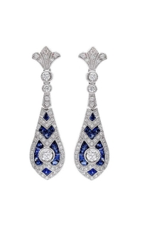 Beverley K Earrings E9947A-DS