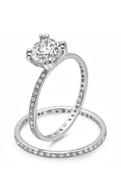 Beverley K Engagement Sets R4018C-DDCZ product image