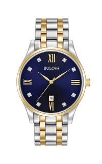 Bulova Diamond 98D130
