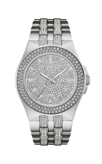 Bulova Crystals 96B235