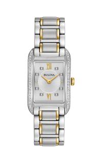 Bulova Diamond 98R227
