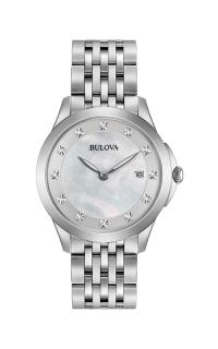 Bulova Diamond 96P174