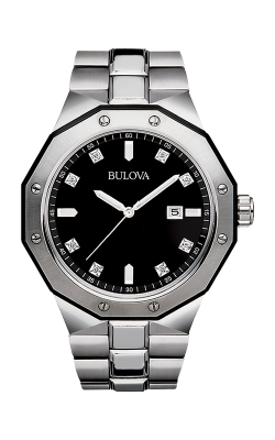 Bulova Diamond Watch 98D103 product image