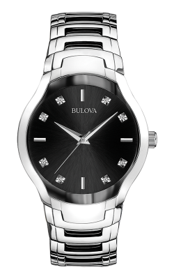 Bulova Diamond Watch 96D117 product image