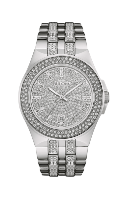 Bulova Crystals Watch 96B235 product image