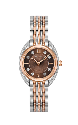 Bulova Diamond Watch 98R230
