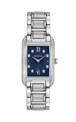 Bulova Diamond Watch 96R211