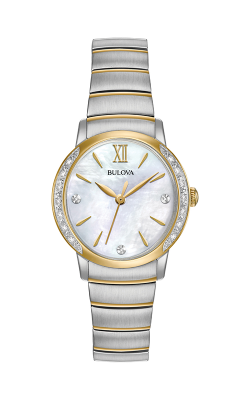 Bulova Diamond Watch 98R231 product image
