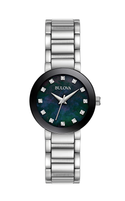 Bulova Diamond Watch 96P172