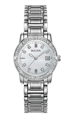 Bulova Diamond Watch 96R105 product image