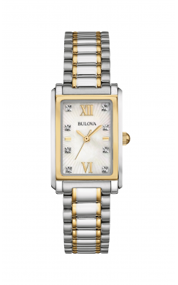 Bulova Diamond Watch 98P144 product image
