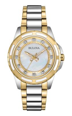 Bulova Diamond Watch 98P140 product image