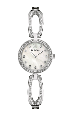 Bulova Crystal Watch 96L223